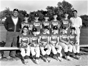 G'town L.L. 1960 Braves