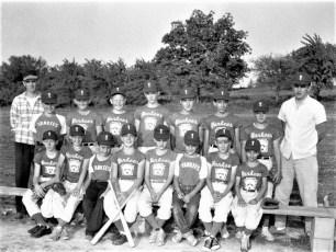 G'town L.L. 1960 Yankees