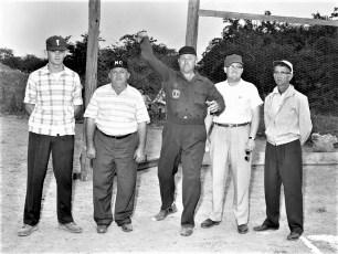 G'town L.L. Umpires 1960