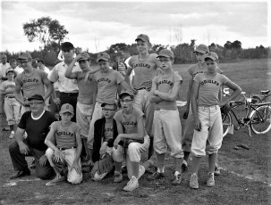 G'town LL All Star Game Day 1961