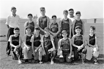 G'town LL Awards Ceremony League Champs 1958