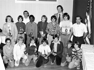Hudson Elk's Little League Awards Dinner 1976 (4)