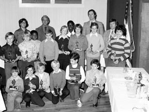 Hudson Elk's Little League Awards Dinner 1976 (5)