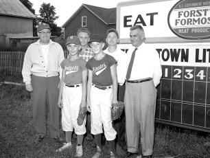 Opening Day Livingston LL Field 1960