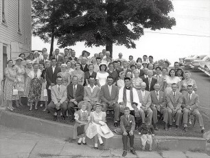 Lutheran Church Pastor Moy 1960 1