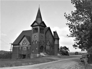 St. John's Lutheran Church Manorton 1953