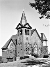 St. Johns Lutheran Church Manorton 1961