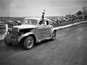 Mellenville Stock Car Races 1950 (10)