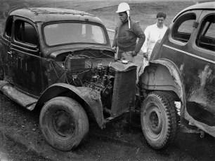 Mellenville Stock Car Races 1950 (12)