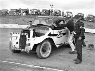 Mellenville Stock Car Races 1950 (15)