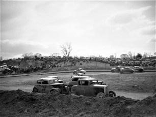 Mellenville Stock Car Races 1950 (17)