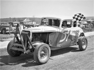 Mellenville Stock Car Races 1950 (18)