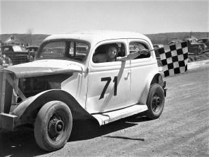 Mellenville Stock Car Races 1950 (22)