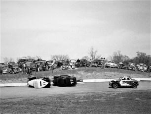 Mellenville Stock Car Races 1950 (24)
