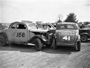 Mellenville Stock Car Races 1950 (29)