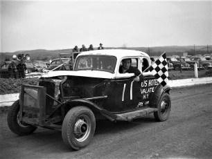 Mellenville Stock Car Races 1950 (8)