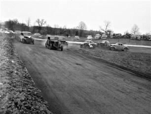 Mellenville Stock Car Races 1950 (9)