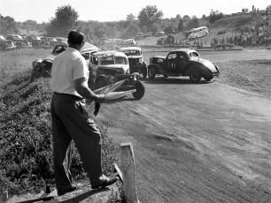 Stock Cars Mellenville NY 1950 (11)