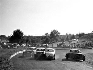 Stock Cars Mellenville NY 1950 (2)