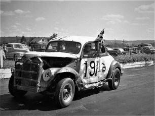 Stock Cars Mellenville NY 1950 (6)