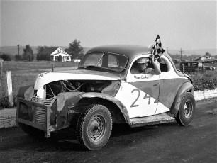 Stock Cars Mellenville NY 1951 (16)