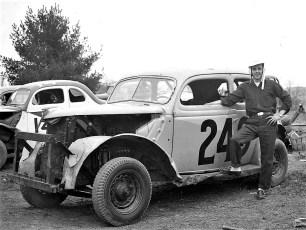 Stock Cars Mellenville NY 1951 (2)