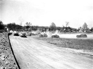 Stock Cars Mellenville NY 1951 (3)