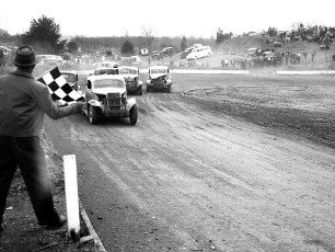 Stock Cars Mellenville NY 1951 (7)