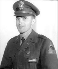 NYS National Guard Lt. Wallace 1955