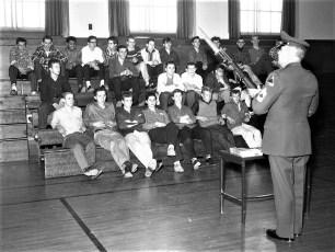 National Guard demo at GCS 1960