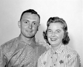 Mr. & Mrs. Robert Schneeman NYS Trooper 1958
