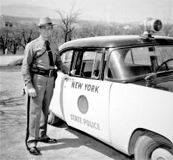 NYS Trooper Bob Schuneeman 1956