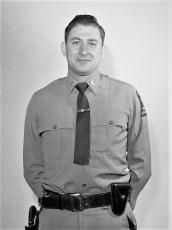 NYS Trooper James Arre 1957