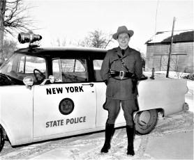 NYS Trooper Jan. 1956
