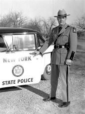 NYS Trooper Winne Spotz Claverack 1959