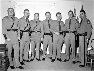 NYS Troopers Claverack Barracks 1962 (2)
