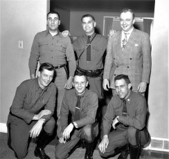 NYS Troopers Claverack Station 1955 (2)