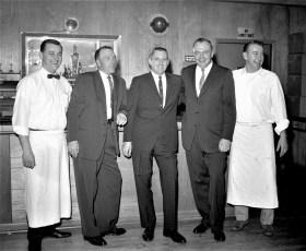 Police Benevolence Asso. (P.B.A.) Banquet at Kozals 1964 (10)