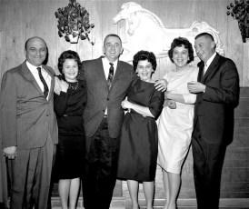 Police Benevolence Asso. (P.B.A.) Banquet at Kozals 1964 (11)