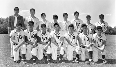 OCS Baseball Team 1960