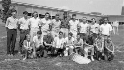 Ockawamick Central Baseball Team 1965