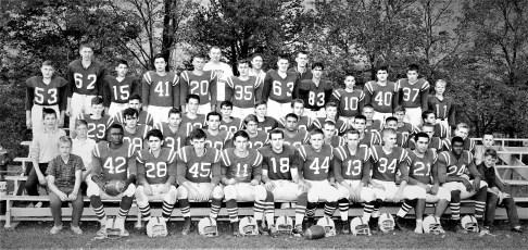 Ockawamick Central Football Team 1963