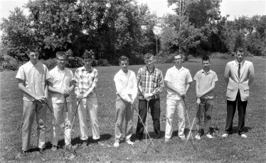Ockawamick Central School Teams 1961 (1)