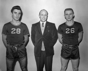 Ockawamick Coach Robertson 1957