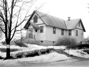 Church of the Nativity Linlithgo 1958