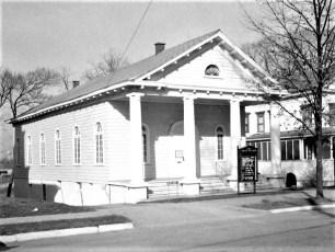 First Church of Christ Scientist Green St. Hudson 1957