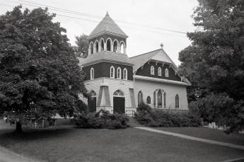 Methodist Church N. G'town 1956
