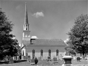Mt. Pleasant Church Greenport 1957