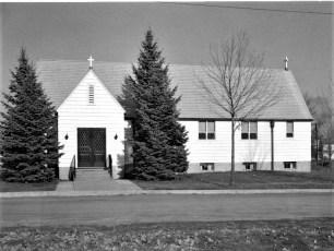St. Marks Lutheran Church Union Tpke. & Storm Ave Hudson 1957