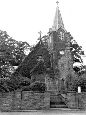 St. Paul's Church Tivoli 1958
